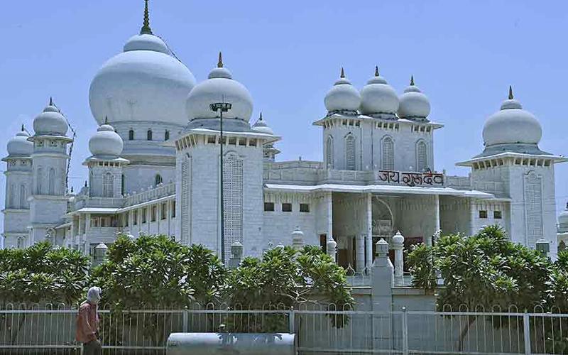 jai-gurudev-ashram-india