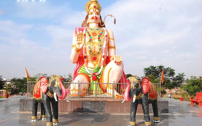koranti-hanuman-temple-india