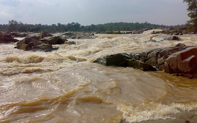 kotebira-eb-river-india