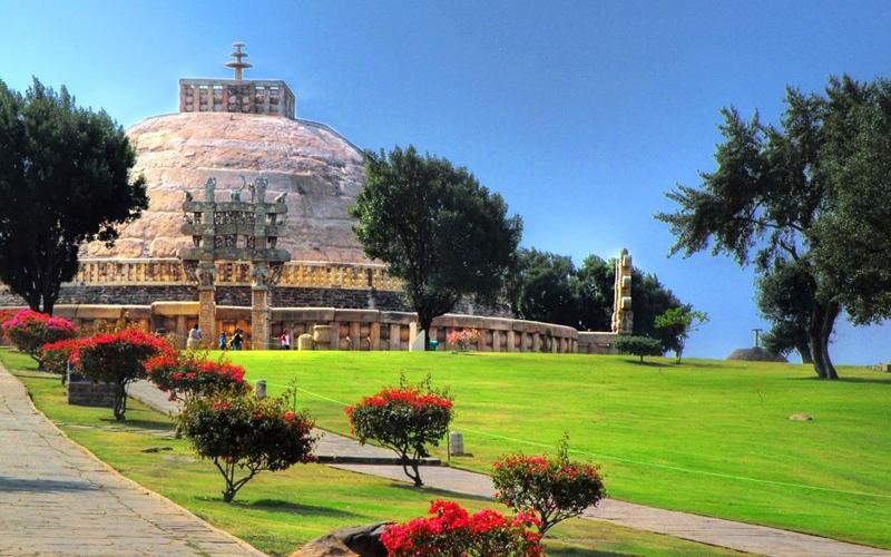 sanchi-stupa-india
