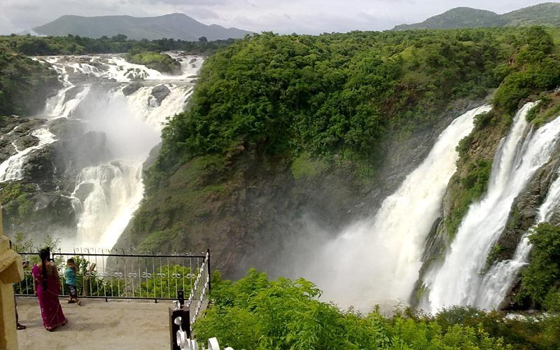 shivanasamudra-falls-india