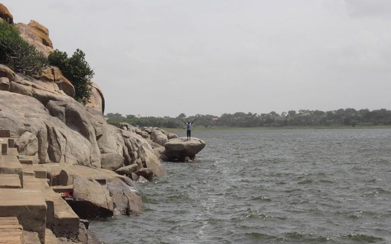 tannur-lake-india