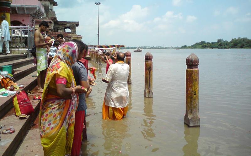 vishram-ghat-india