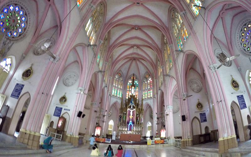 St.-joseph's-church-india