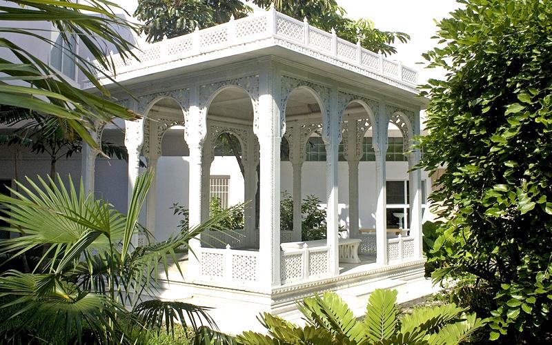 baradari-garden-india
