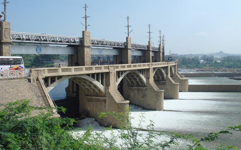 kallanai-dam-india