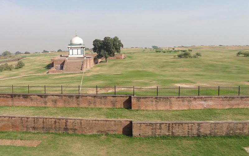 raja-harsh-ka-tila-india