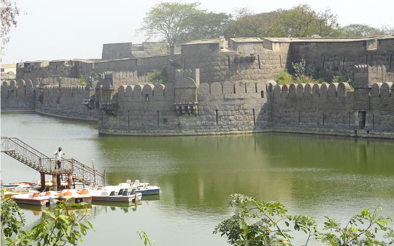 vellore-fort-india