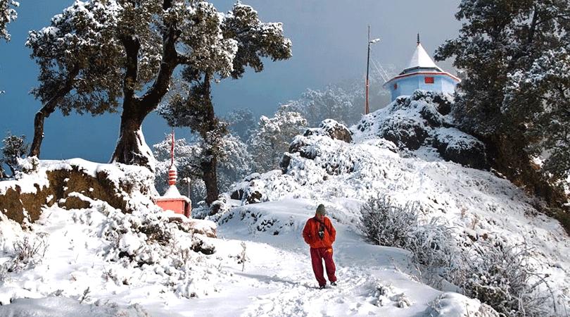 almora-snowfall-uttarakhand