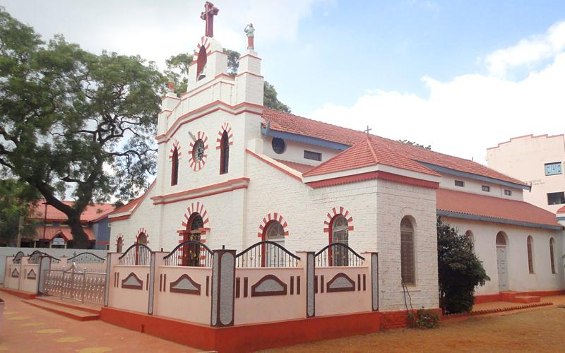 church-in-gudag-india