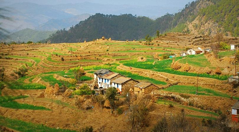 kumaon-village-walk