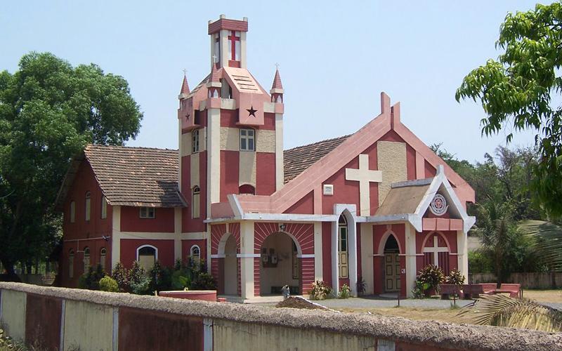 st-anthony-church-india