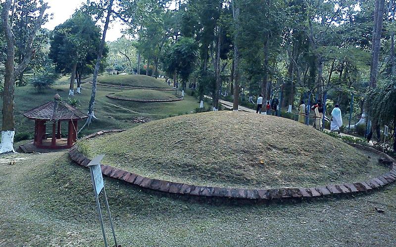 bahikhowa-maidam-india