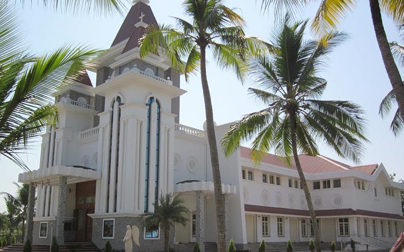 church-in-chittoor-india