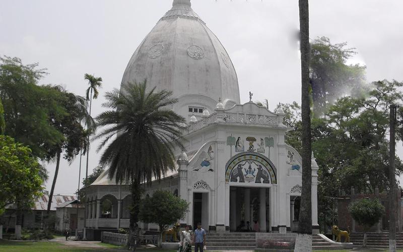church-in-cooch-behar-india