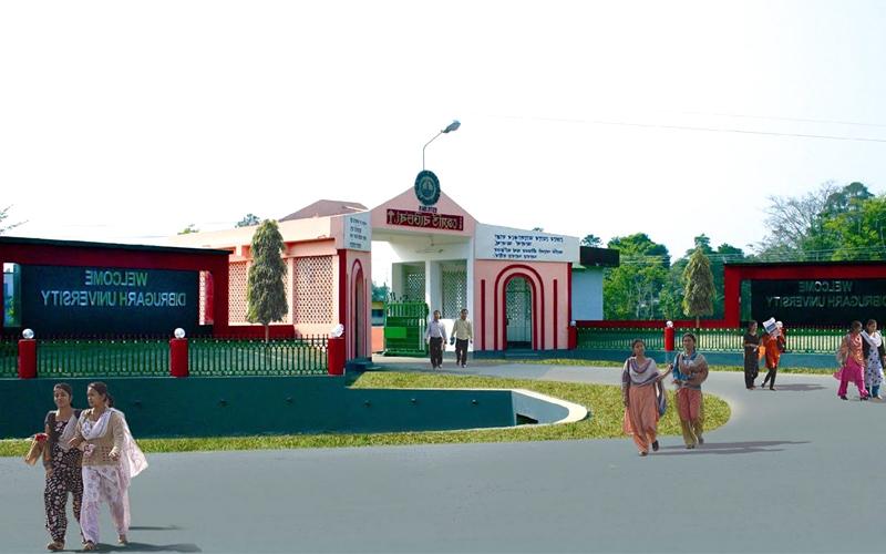 dibrugarh-university-india