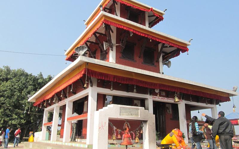 kalika-temple-india