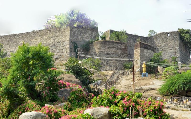 khammam-fort-india