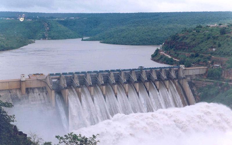 linganmakki-dam-india