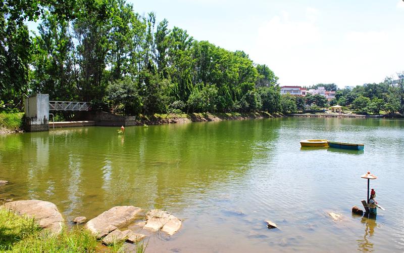 punganoor-lake-india