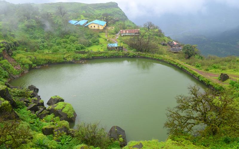 the-gangasagar-lake-india