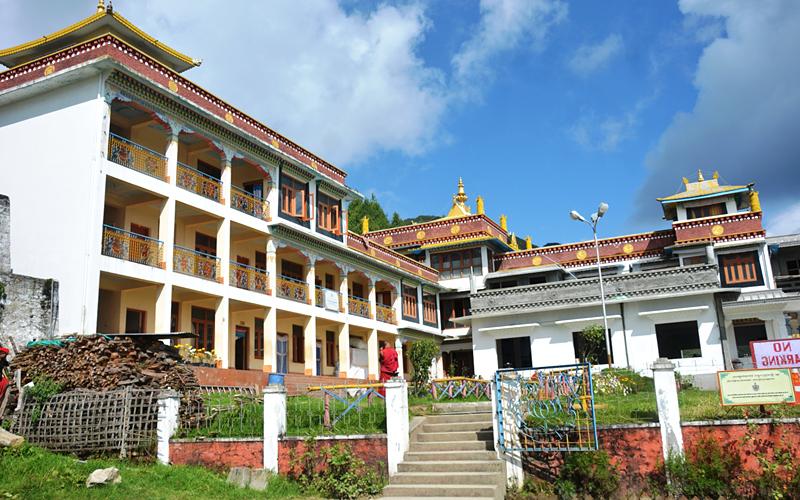 bomdila-monastery-india