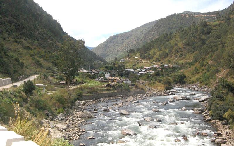 dirang-chu-river-india