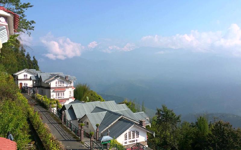 hotel-in-pelling-india