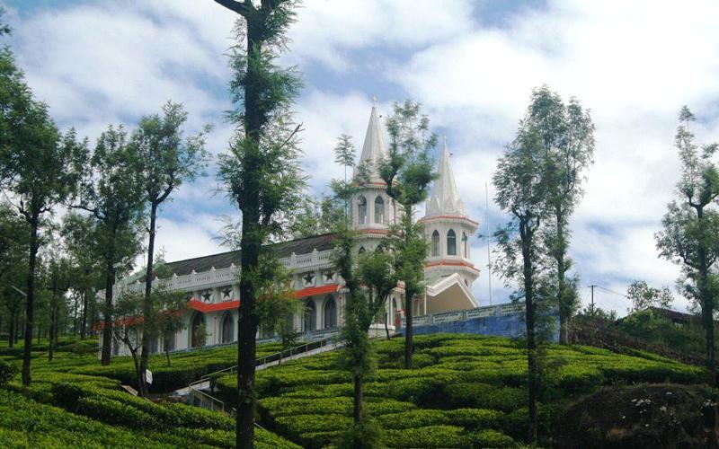 karamalai-annai-velankanni-church-india
