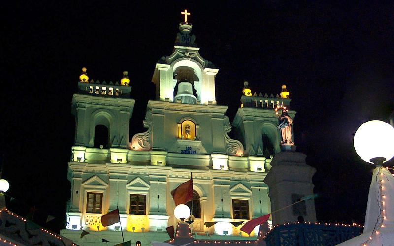 panjim-church-india