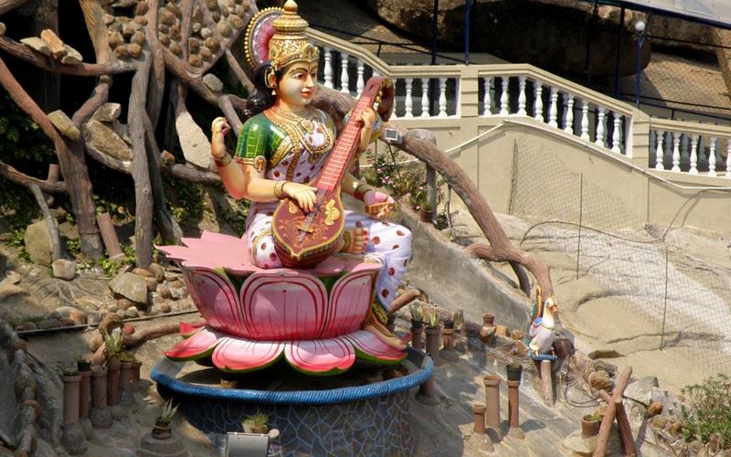 shri-saraswathi-skshtramu-india