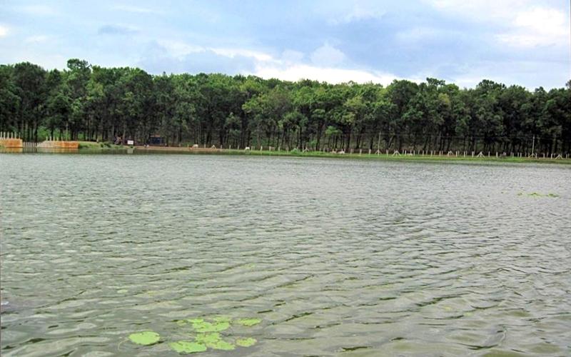 sonemuda-lake-india