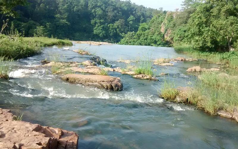 the-narmada-river-at-amarkantak-india