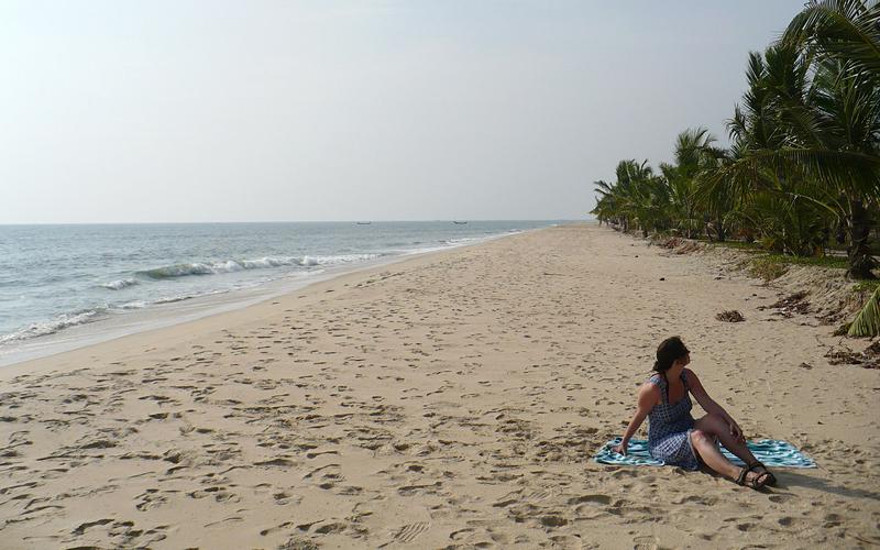 marari-beach-india