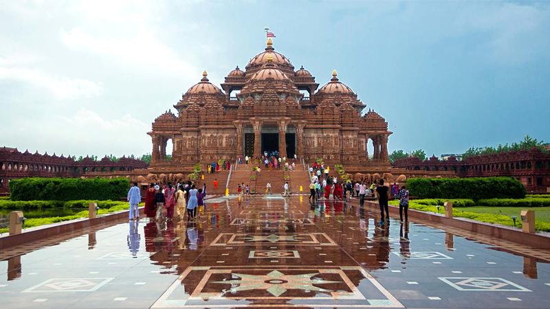 akshardham-temple-india