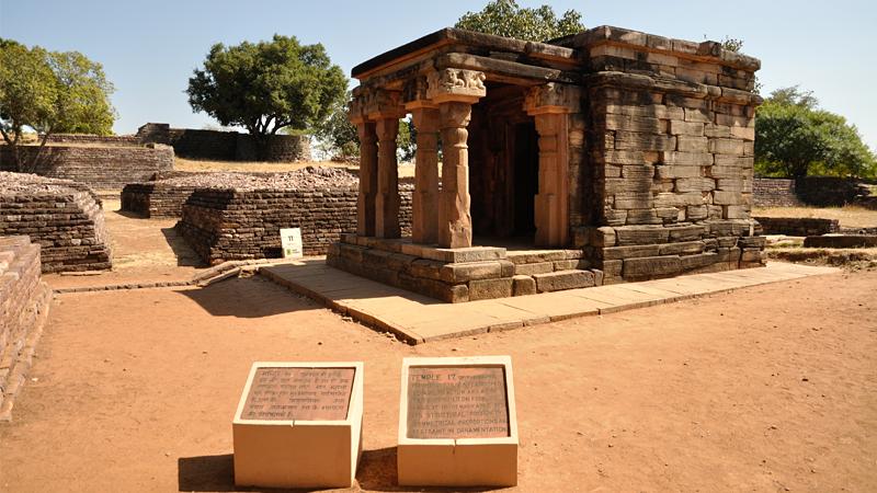 buddhist-vihara-india