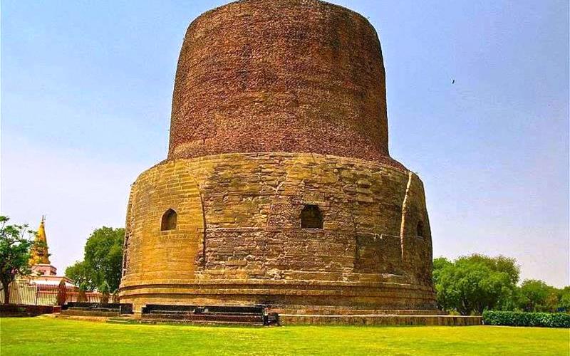 dhammek-stupa-india