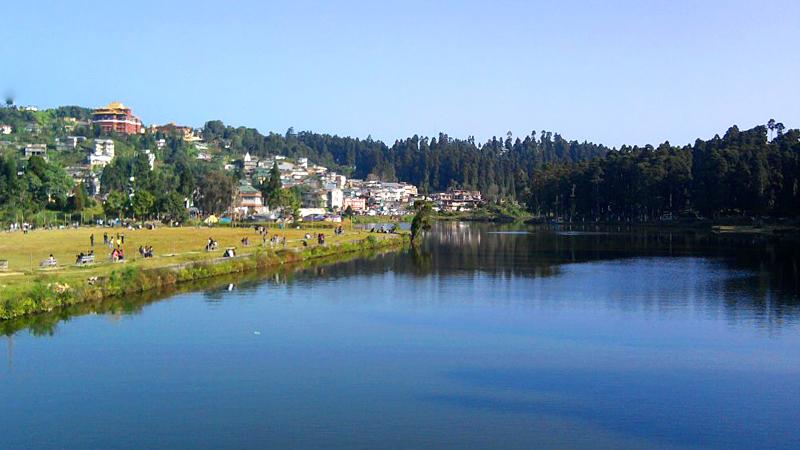 mirik-lake-india