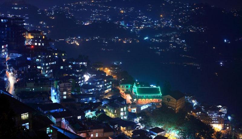aizawl-night-view