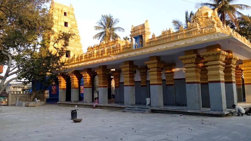 hasanamba-temple