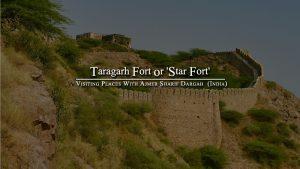 taragarh-fort-ajmer-india