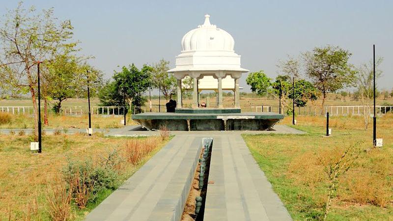 chawand-(village)-india