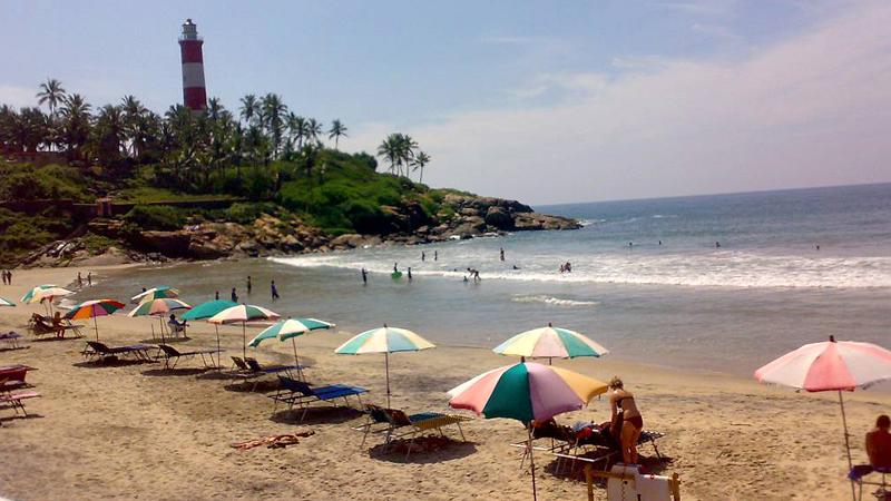 kovalam-beach-india