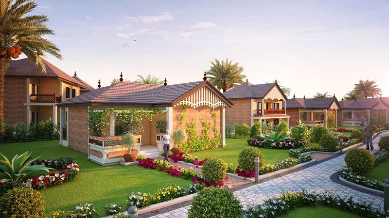 swosti-chilika-resort-india