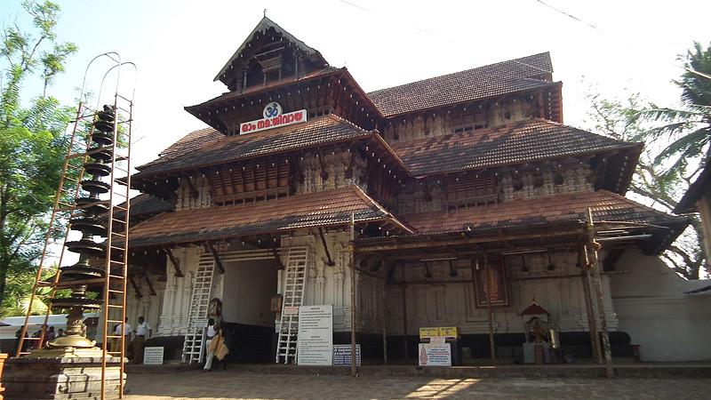 vadakkunnathan_Temple