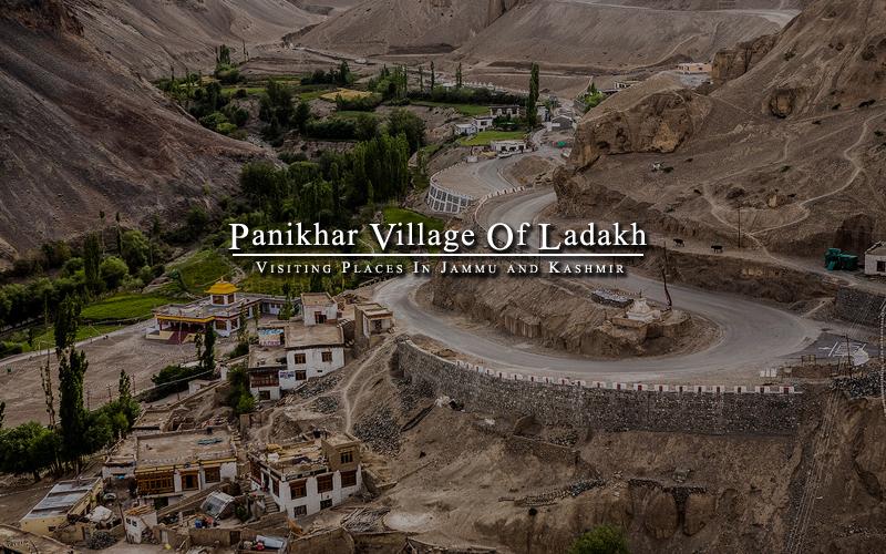 "panikhar ""the attraction of ladakh"""
