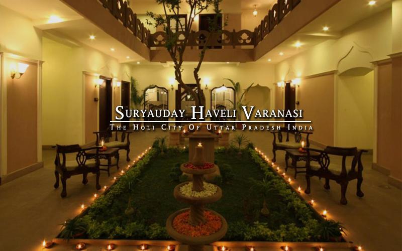 Suryauday Haveli Varanasi