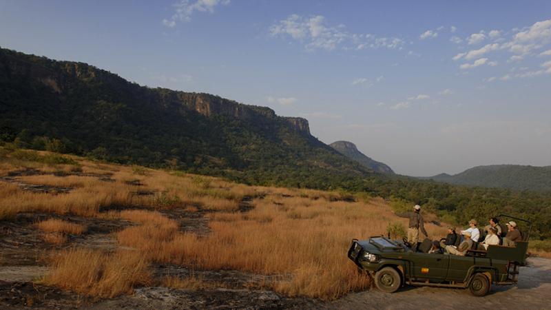 bandhavgarh-slope